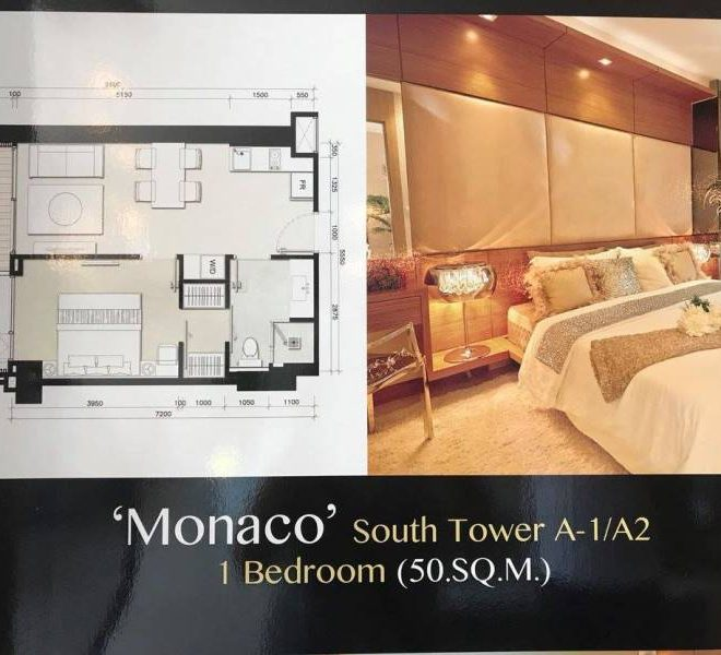 Brand New Condo for Sale Riviera Wongamat