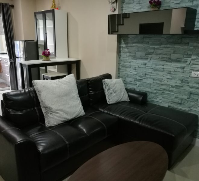 Brand New Townhouse for Sale East Pattaya