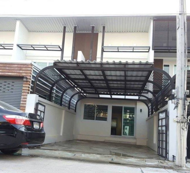 Brand New Townhouse for Sale Chaiyaphruk