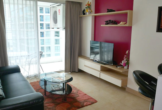One Bedroom Condo for Sale or Rent at The Cliff