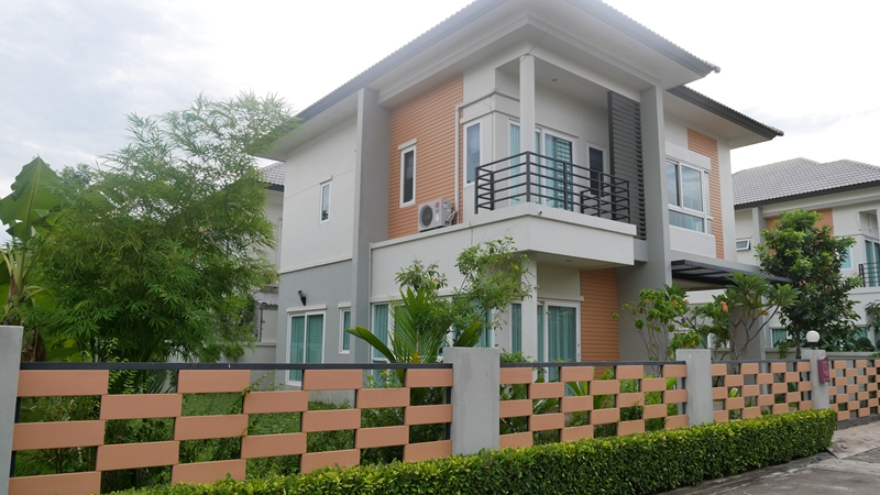 Patta Village 2 Storey House for Rent