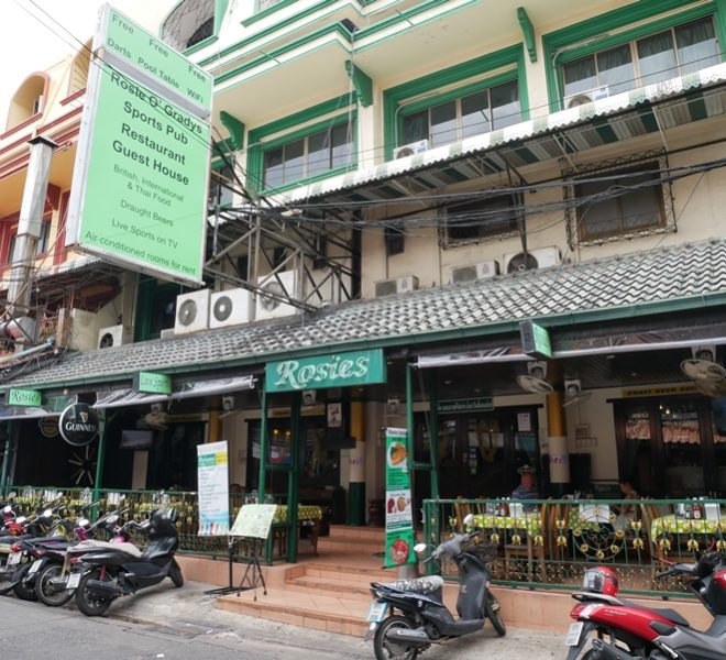 Restaurant and Hotel Business for Sale at Central Pattaya
